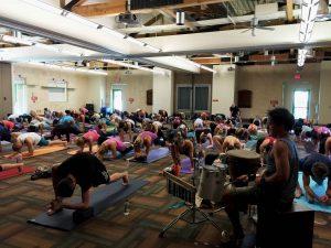 Vegas Gone Yoga Festival 2015